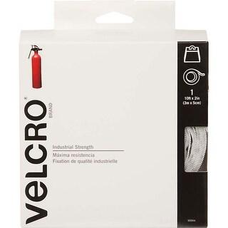 "White - Velcro(R) Brand Industrial Strength Tape 2""X10'"