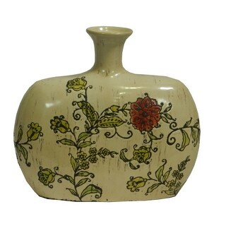 Unique Ceramic Vase - Benzara