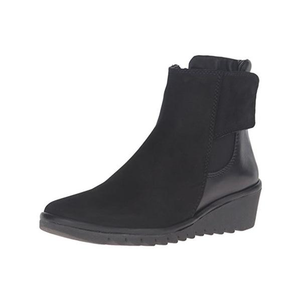 The Flexx Womens Malificent Booties Casual Ankle Black 8.5 Medium (B,M) - 8.5 medium (b,m)