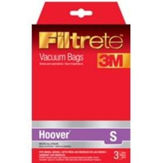 Filtrete 64705A-6 Vacuum Cleaner Bag, Hoover Style S