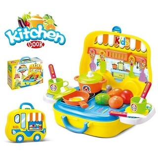 AZ Trading & Import PS19 Food Truck Kitchen Cook Set