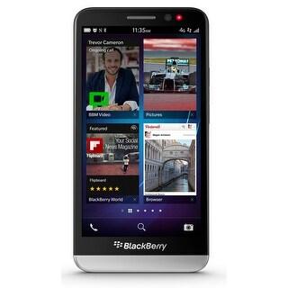 Blackberry Z30 STA100-5 16GB Unlocked GSM 4G LTE OS 10.2 Cell Phone - Black