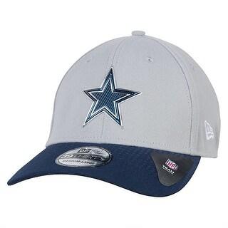 Dallas Cowboys New Era 2015 Draft Cap Grey 39Thirty Dallas Cowboys New Era 2015 Draft Cap Grey 39Thirty
