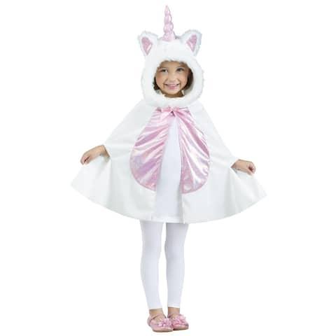 Fun World Unicorn Cape Toddler Costume