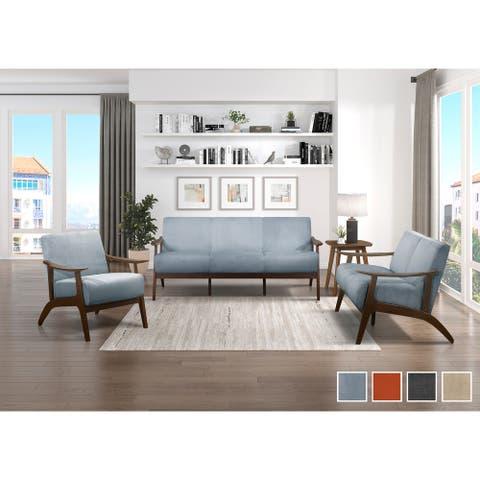 Parlier 3-Piece Living Room Set