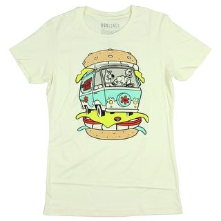 Scooby Doo Juniors Mystery Machine Burger T-Shirt