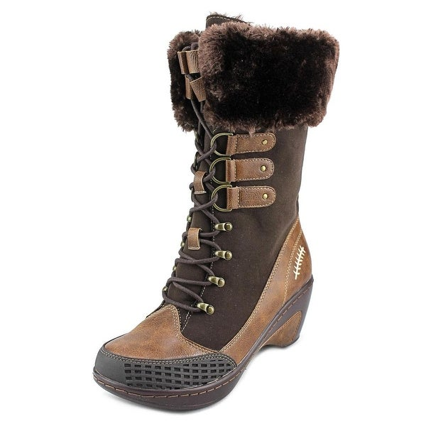 JBU by Jambu Scandinavia Women Brown Snow Boots
