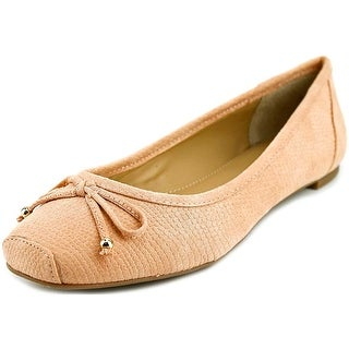 Alfani Camroon Square Toe Synthetic Flats