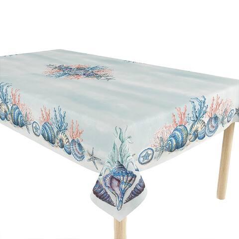 Venice Beach 70x120 Tablecloth