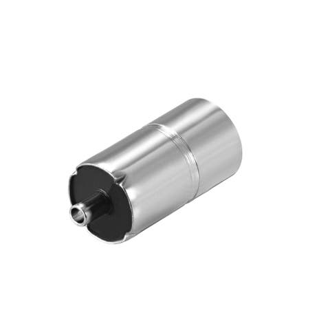 DC Female Connector 5.5mm x 2.5mm Power Cable Jack Adapter Silver Tone 100Pcs - 3.5mm x 1.35mm(10Pcs)
