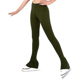 ChloeNoel Black Ice Skating Pants Girls 5-12 Adult S-XL