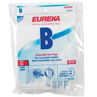 Eureka 52329A Style B Canister Vacuum Bags