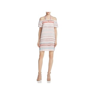 1.State Womens Casual Dress Striped Halter