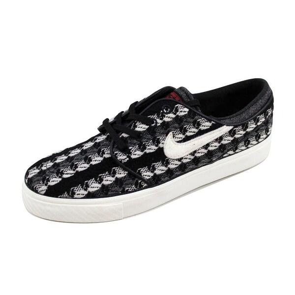 Nike Men's Stefan Janoski Warmth Black/Ivory-Gym Red 685277-016 Size 9