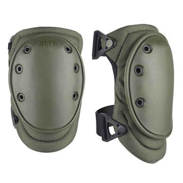 AltaFlex Knee Protectors AltaLok Olive Green - AT50413-09