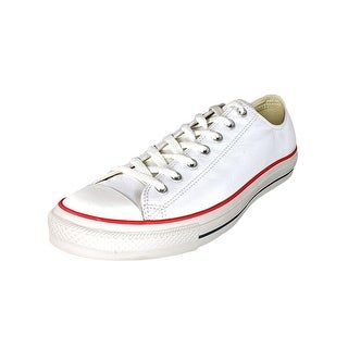 Converse Chuck Taylor All Star Ox Mallow Men Leather White Fashion Sneakers