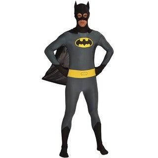 Rubies Batman Zentai Bodysuit Adult Costume - Solid