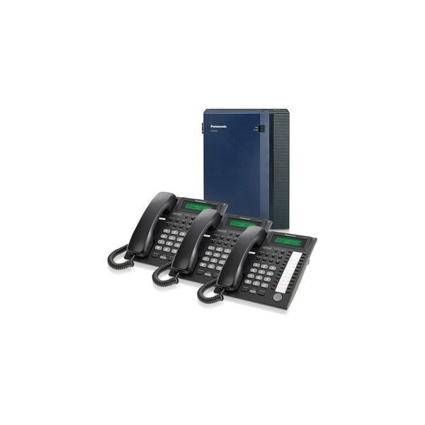 Panasonic KX-TDA50G-7730B Hybrid IP PBX System