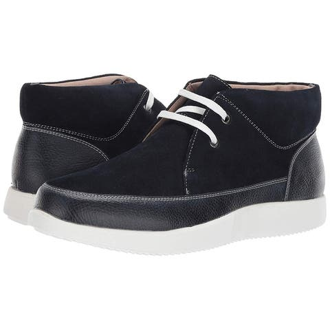 Stacy Adams Mens Buckley Leather Low Top Lace Up Fashion Sneakers
