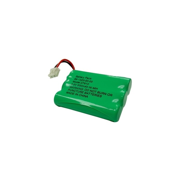 Replacement For VTech 89-1323-00-00 Cordless Phone Battery (600mAh, 3.6V, NiMH)