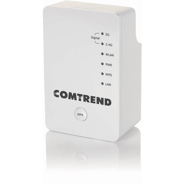 Comtrend WAP-5920 Comtrend WAP-5920 IEEE 802.11ac 750 Mbit/s Wireless Range Extender - 2.40 GHz, 5 GHz - 2 x Antenna(s) - 2 x