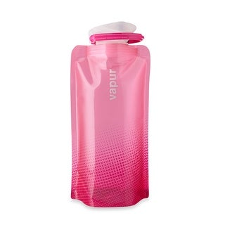 Vapur Shades Wide Mouth Water Bottle, Hot Pink, 0.5 L
