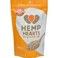 Manitoba Harvest - Manitoba Harvest Shelled Hemp Hearts Hemp Seed ( 2 - 8 OZ)