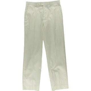 Tommy Hilfiger Mens Cotton Straight Leg Dress Pants - 30/30