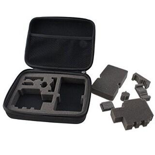 AGPtek Protective Case Bag for GoPro HERO 960/1/2/3 - Medium 22cm x 17cm x 7cm