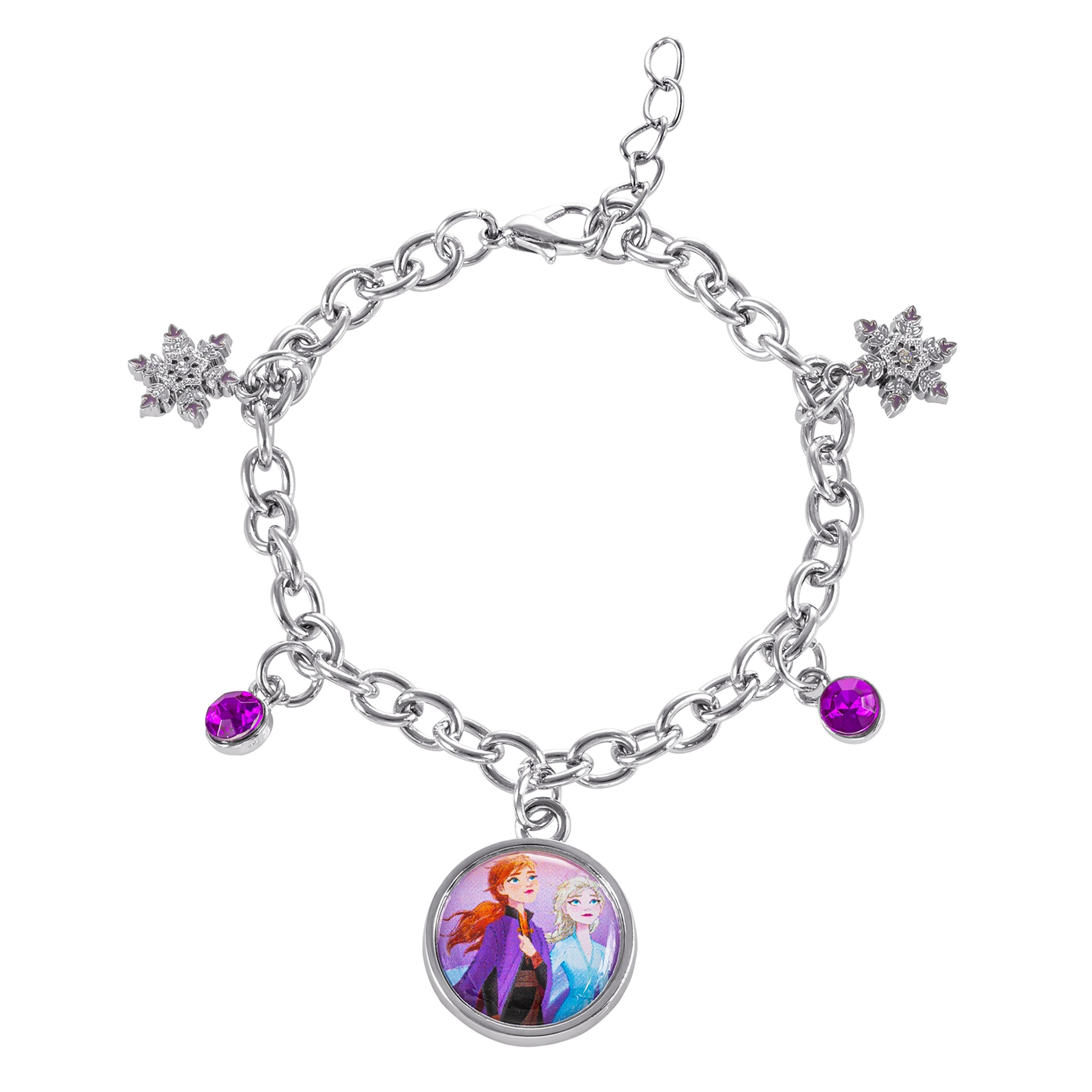 Wholesale Frozen Jewelry Elsa  Bracelets 5pcs For Birth Day Gift
