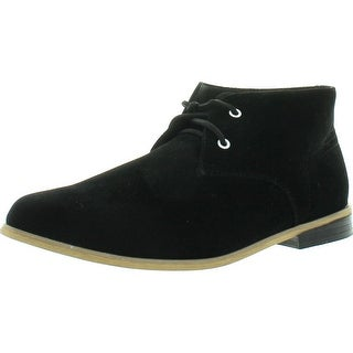 Flying Deer  Mens Alverto-1 Casual Chukka Boots