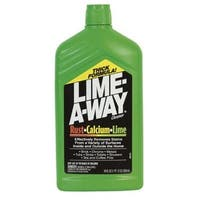 Lime-A-Way 5170087000 Lime, Calcium & Rust Cleaner, 28 Oz