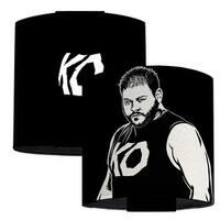 Kevin Owens Ko Pose Black White Elastic Wrist Cuff