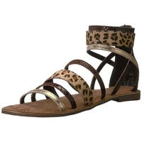 Spring Step Women's Tunisia Gladiator Sandal - 6