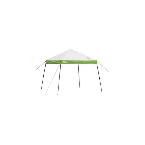 Coleman 10 ft x 10 ft Instant Wide Base Canopy Shelter
