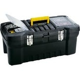 "20""X9""X9.25"" Black & Yellow - Rimax Heavy Duty Box"