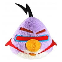 """Angry Birds 16"""" Purple Space Bird Plush Officially Licensed - multi"""