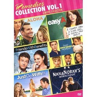 Romedies: Collection Vol. 1 - 6-Movie Collection - DVD