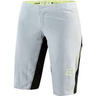 Fox Racing Womens Attack Short - 18482-006 - grey