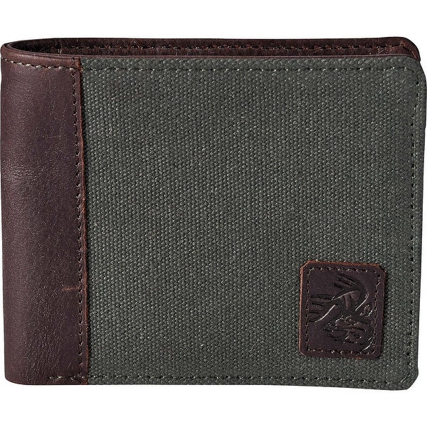 Legendary Whitetails Mens Private Property Wallet - Balsam - One Size Fits Most