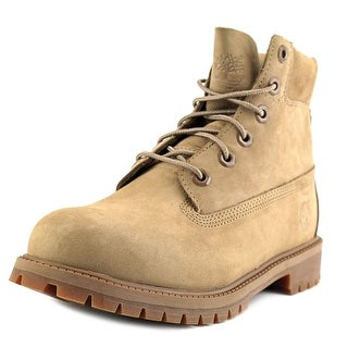 Timberland 6 Inch Prem   Round Toe Suede  Boot
