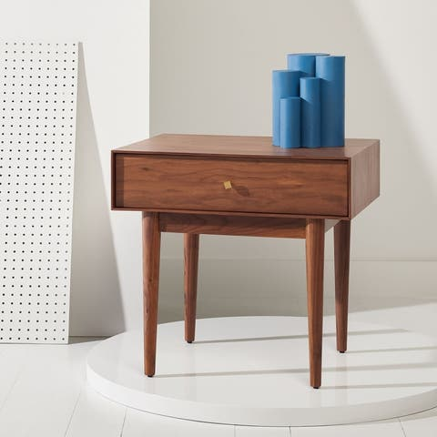SAFAVIEH Couture Ever 1 Drawer Nightstand