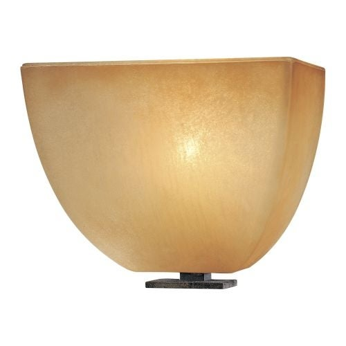"Minka Lavery ML 1270 1 Light 6.5"" Width ADA Wall Sconce from the Lineage Collection"