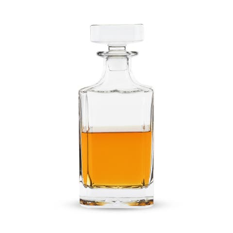 """Clarity 750ml Decanter by True - Clear - 8.75"""" x 3.5"""""""