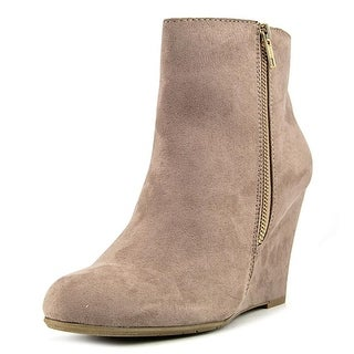 Report Russi Women  Round Toe Synthetic Gray Ankle Boot