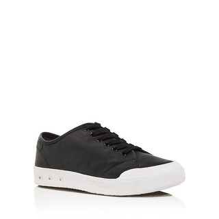 Rag Bone Standard Issue Black Suede Leather Sneakers (More options available)