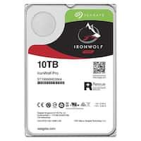 "Seagate Ironwolf Pro St10000ne0004 3.5"" 10Tb 7200 Rpm Sata 6Gb/S 256Mb Cache Hdd"