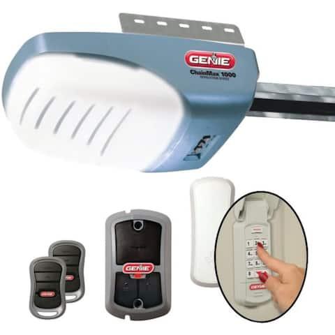 ChainMax® 1000 Chain Drive Model 3/4HPc DC Garage Door Opener
