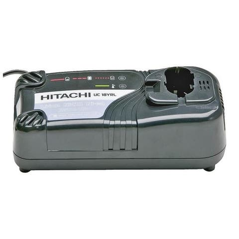 Hitachi UC18YRL Universal Rapid Battery Charger, 18 Volt