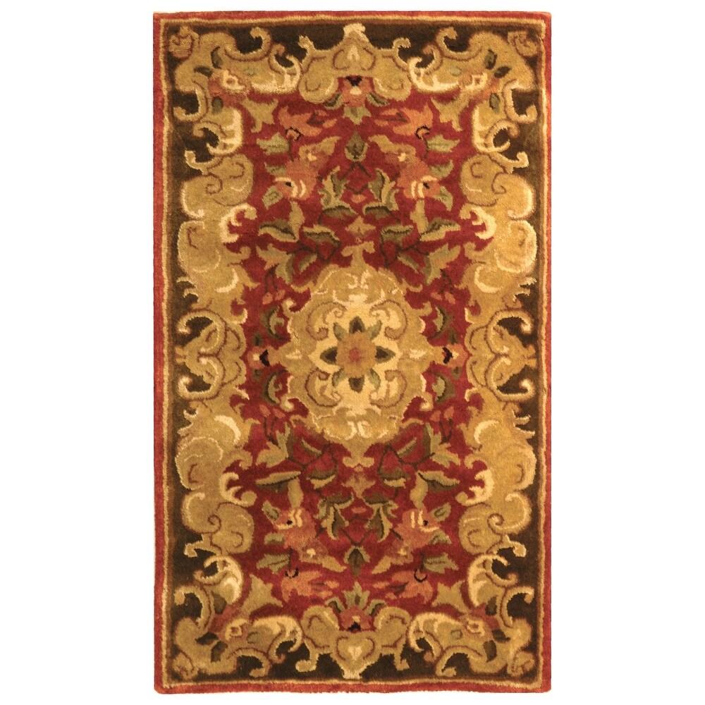 Safavieh Handmade Classic Signa Traditional Oriental Wool Rug